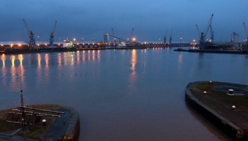 Крупная утечка опасного вещества произошла в Халле фото:bbc