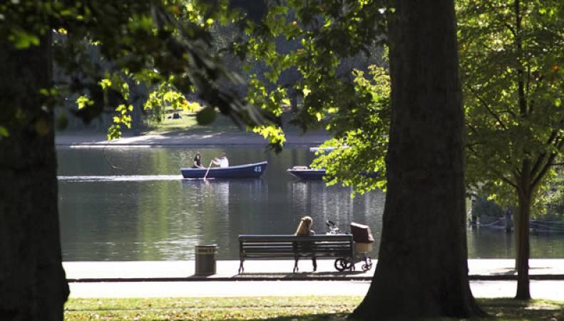 Лучшие бесплатные парки Лондона фото:visitlondon.com