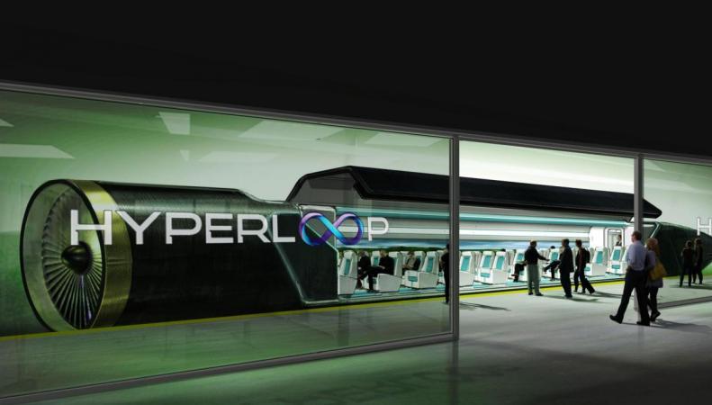 Virgin свяжет «гиперпетлей» три лондонских аэропорта
