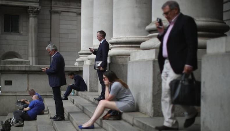 Месяц после голосования по Brexit: проверка пульса британской экономики фото:ft.com