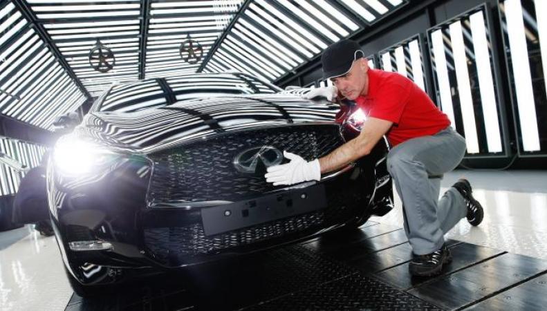 Nissan  нанес новый удар по британской автомобильной промышленности