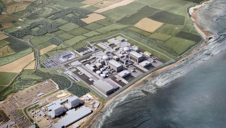Росатом претендует на место в энергосистеме Соединенного королевства фото: theguardian.com