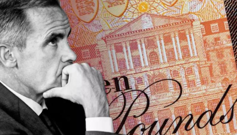 Карни: Банк Британии будет поэтапно увеличивать ставку напротяжении следующих 3-х лет