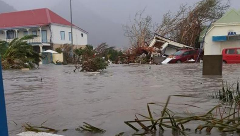 Британские заморские территории объявили режим чрезвычайной ситуации фото:independent