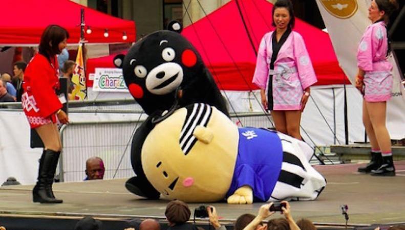 На Трафальгар-сквер состоится фестиваль японской поп-культуры фото:londonist.com