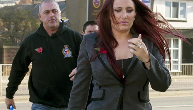 Зампредседателя партии Britain First осуждена по обвинению в расизме фото:independent.co.uk