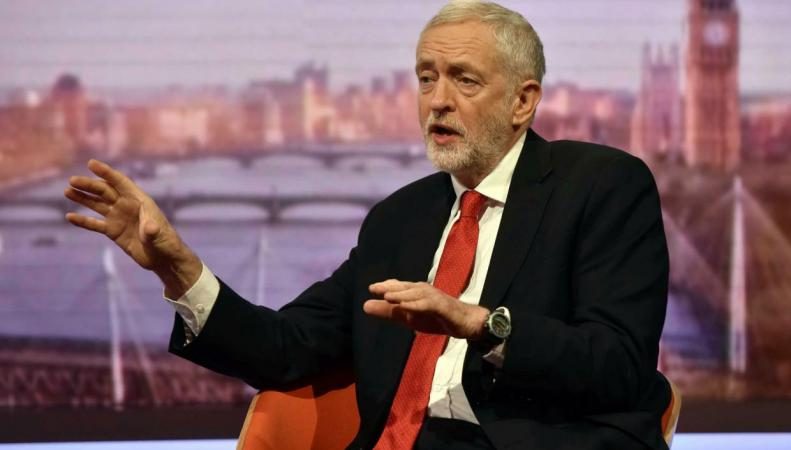 Джереми Корбин отвергает идею повторного референдума о Брекзите