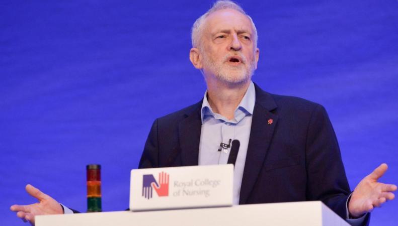 Лейбористы признают отступные перед ЕС в полном объеме в случае победы на выборах фото:standard.co.uk