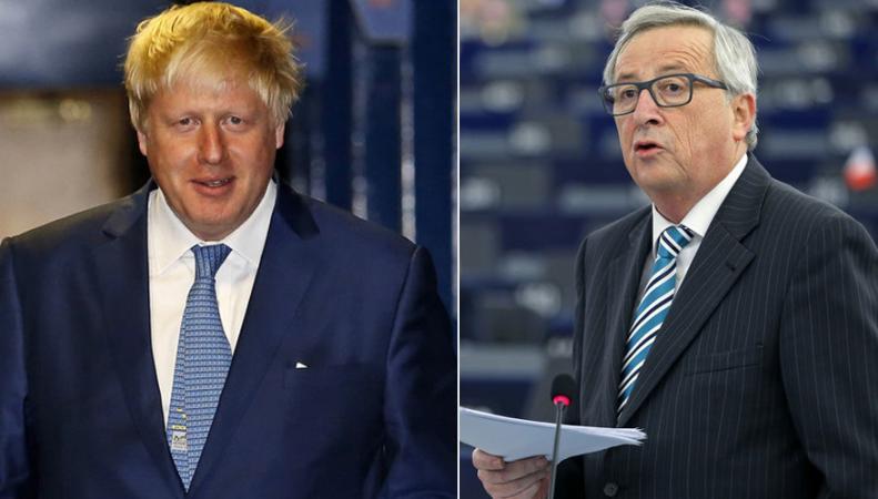 Борис Джонсон в статусе британского премьер-министра назван «кошмаром G7» фото:rt.com