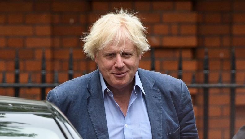 Борис Джонсон вернулся к работе колумниста в The Telegraph