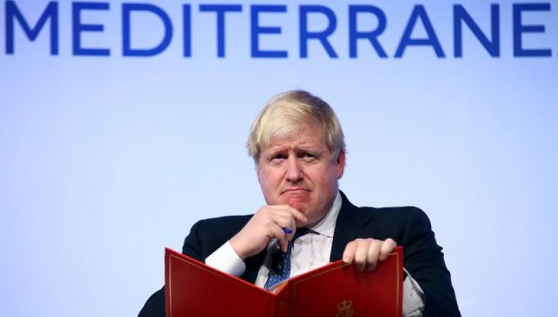 Борис Джонсон обвинил Саудовскую Аравию в извращении ислама фото:theguardian.com