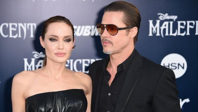 Анджелина Джоли подала документы на развод фото:theguardian.com