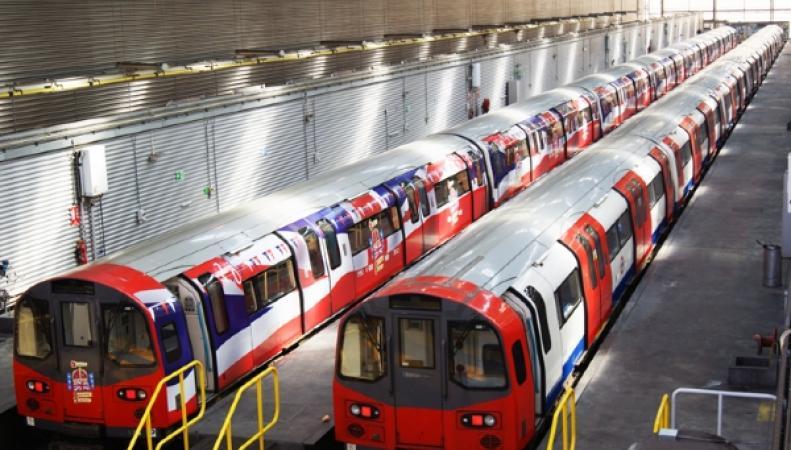 Профсоюз отменил забастовку машинистов на линии метро Jubilee
