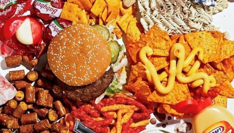 Британские экономисты опровергли теорию о дешевизне фастфуда фото:dailymail.co.uk