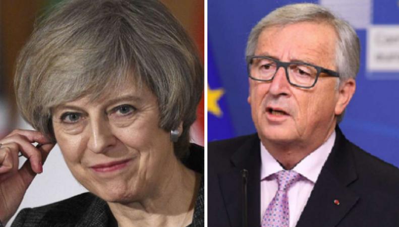 Великобритания развалит Евросоюз двусторонними переговорами по Brexit, - Юнкер