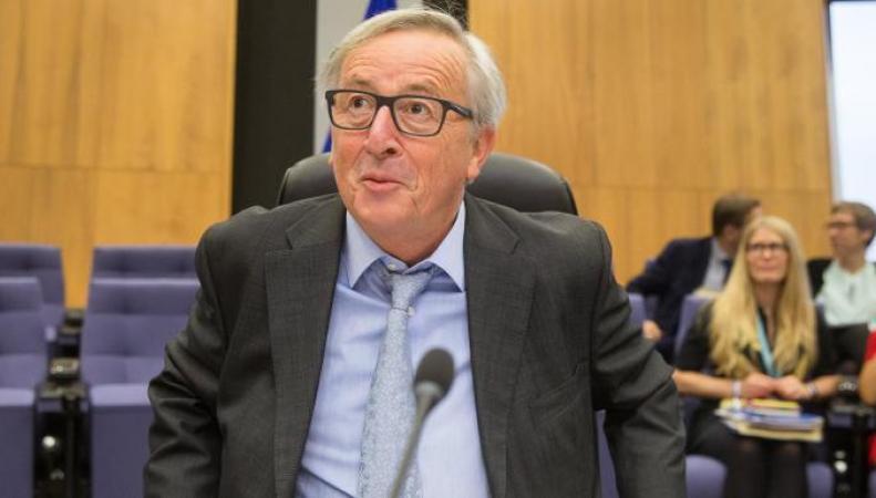 Юнкер назвал минимальную сумму отступных Великобритании за Брекзит фото:thetimes