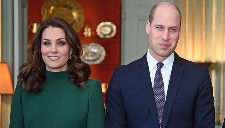 Кейт Миддлтон и Принц Уильям отправились в четырехдневный скандинавский тур