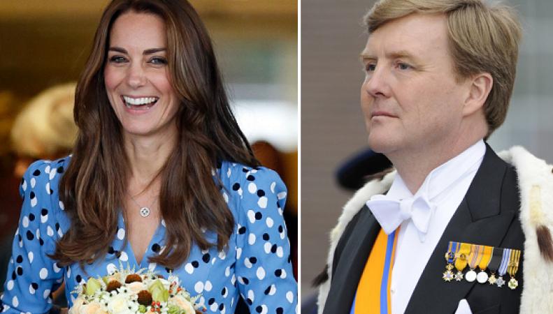 Герцогиня Кейт совершит первый самостоятельный визит за рубеж