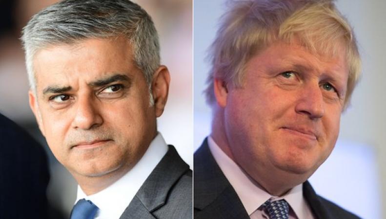 В споре о будущем Великобритании сойдутся бывший и действующий мэры Лондона фото:theguardian.com