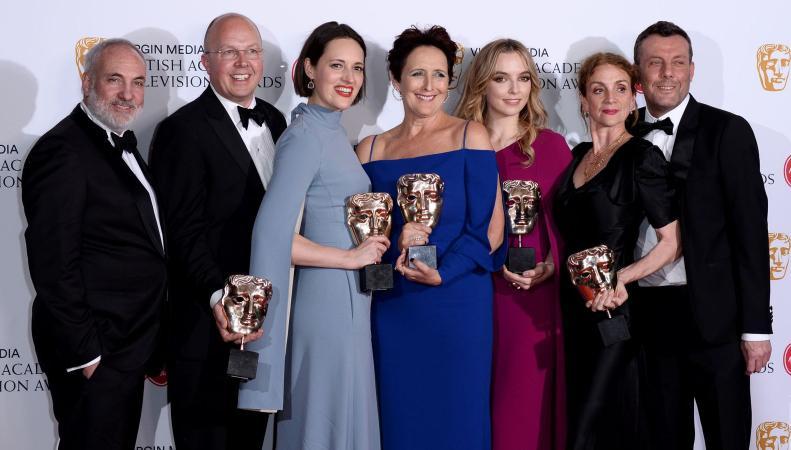 В Лондоне назвали лауреатов телевизионной премии BAFTA
