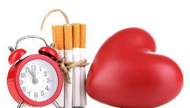 курение и работа сердца