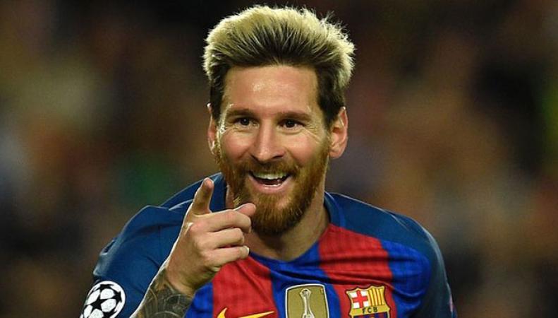 «Манчестер Сити» планирует приобрести Месси за 400 миллионов евро