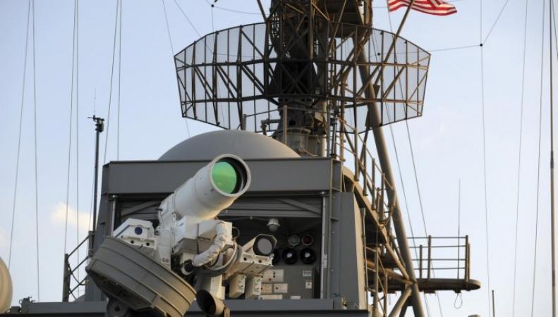 Британская армия и флот вооружится лазерными пушками фото:ibtimes.co.uk