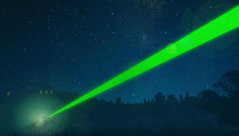 Британское правительство определило меру наказания для хулиганов с лазерными указками