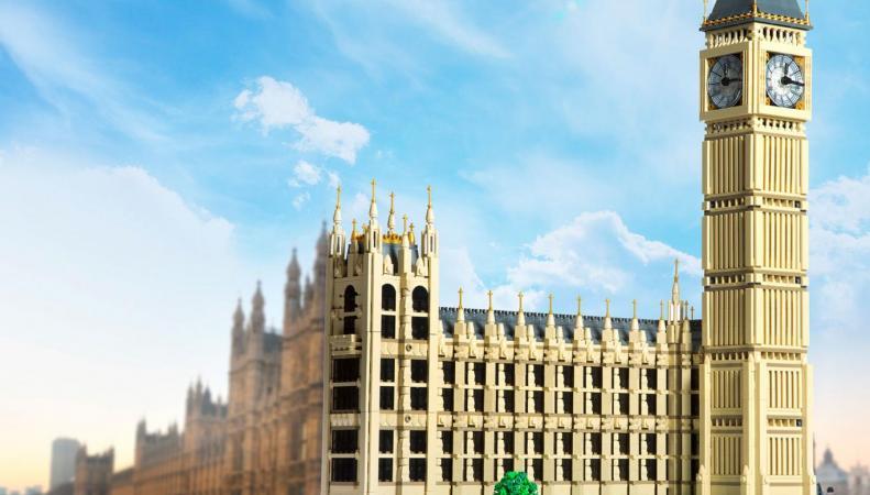 Lego откроет в Лондоне флагманский магазин
