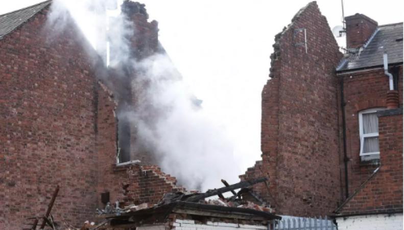 Полиция сообщила о погибших на пожаре в Лестере