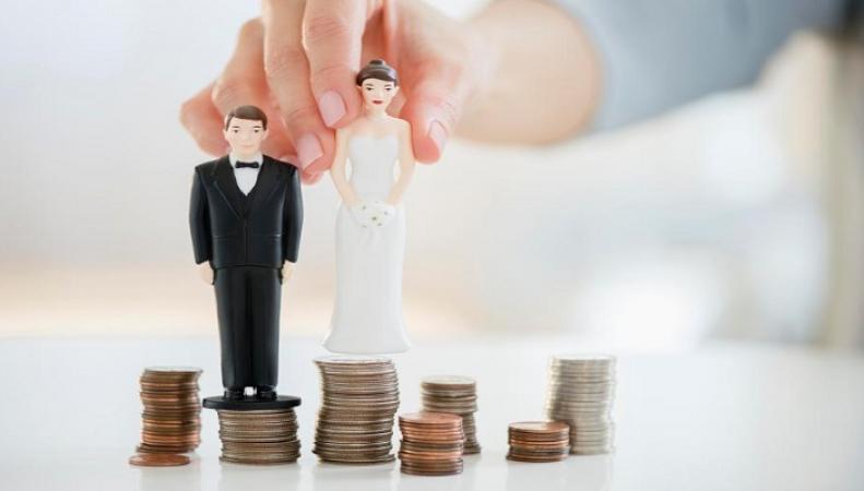 """Супружеские пары проигнорировали получение """"пособия на брак"""""""