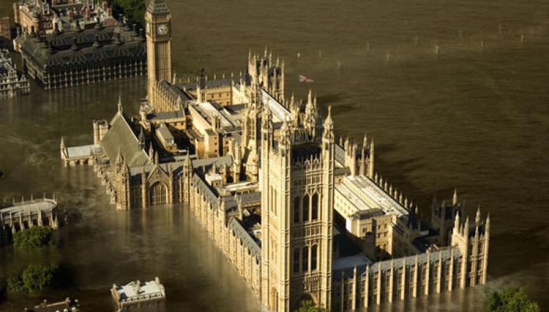 Лондон через 50 лет