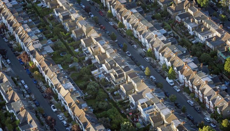 Размер жилплощади в британских домах приблизился к историческому минимуму