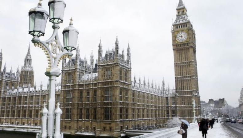 В Лондоне ожидается резкое похолодание в последние дни ноября фото:standard.co.uk