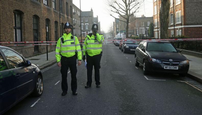 Поножовщина в Лондоне: двое погибших с интервалом в сорок минут