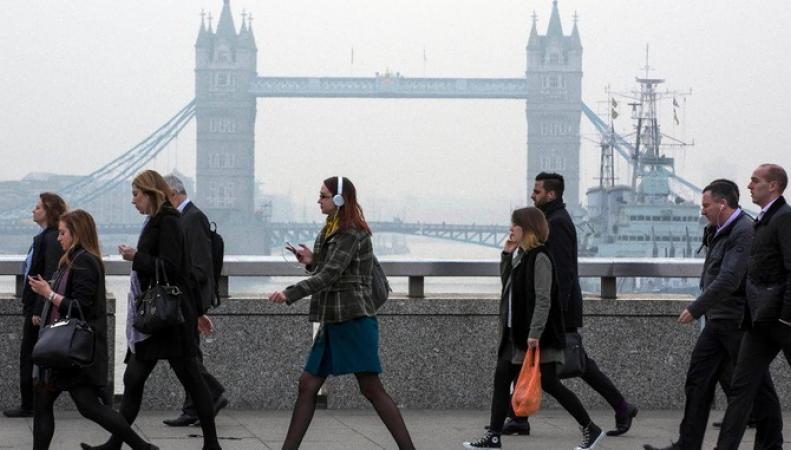 Лондон опустился в мировом рейтинге самых дорогих городов для жизни