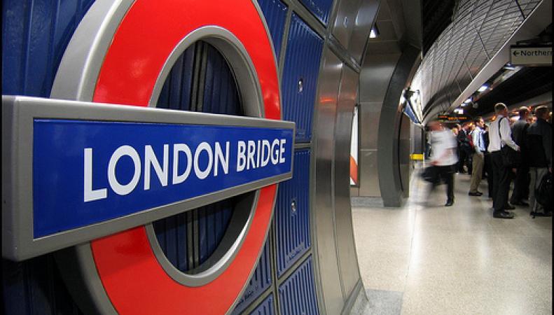 Работники метро проведут суточную акцию протеста на станции London Bridge