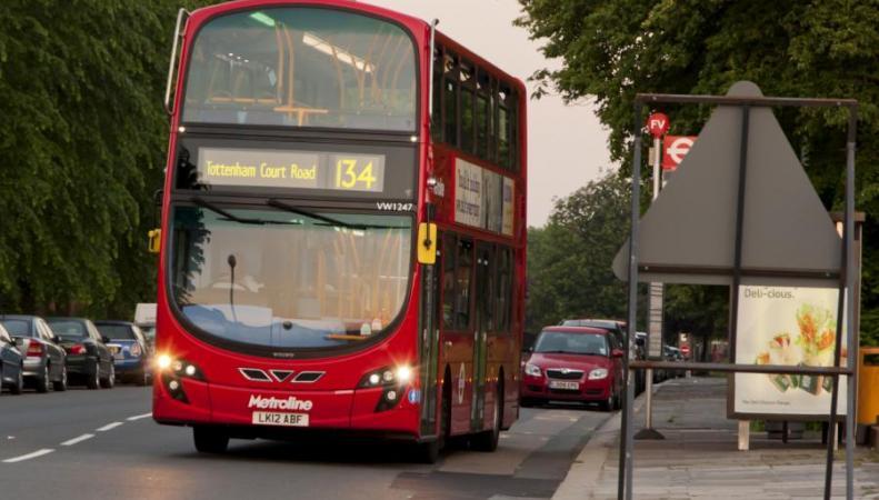 Персонал автобусных компаний в Лондоне начал двухдневную забастовку фото:standard.co.uk