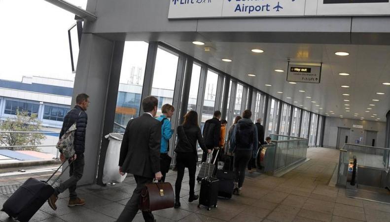 Аэропорт London City объявил о росте туристического потока