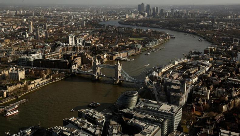 Лондон признан самым неудобным городом в Великобритании для людей с детьми