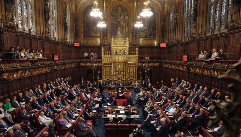 Палата лордов назвала «конституционно неприемлемым» Билль о Брекзите