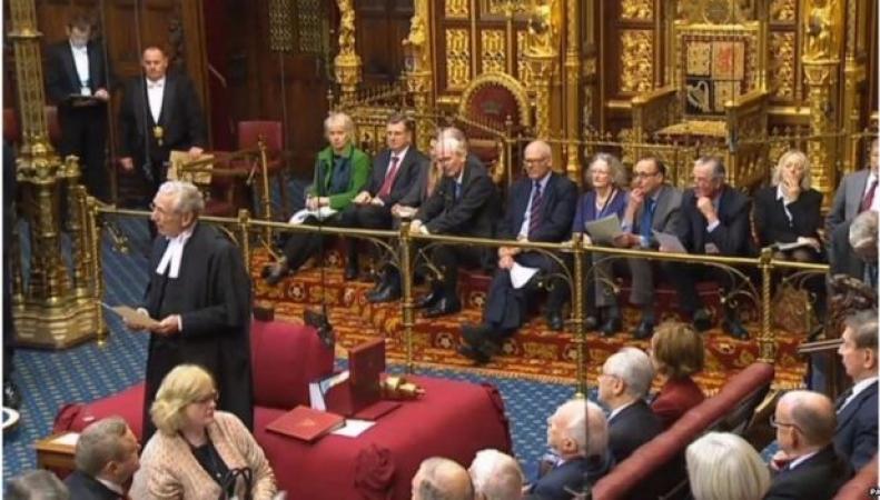 Вбританском парламенте начнут рассмотрение законодательного проекта озапуске Brexit