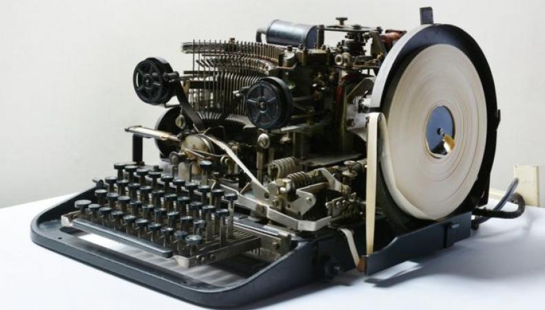 Шифровальная машина нацистских генералов выкуплена за 10 фунтов для британского музея фото:bbc.com
