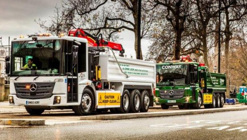 Тяжелым грузовикам закроют въезд в Лондон фото:london.gov.uk