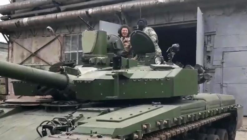 В Москве ответили на угрозу украинского политика доехать до российской столицы на танке