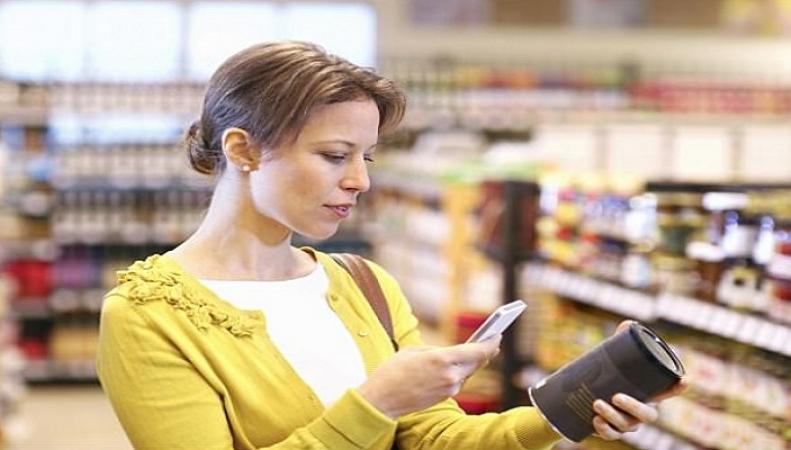 Супермаркеты тестируют приложение, которое избавит от очередей на кассах