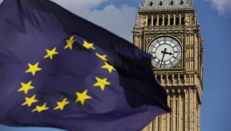 Выход из Европейского таможенного союза чреват потерей 4.5% ВВП Великобритании фото:independent.co,uk