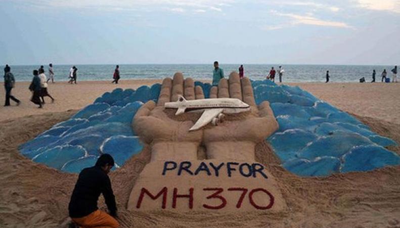 Boeing, крушение, МН370