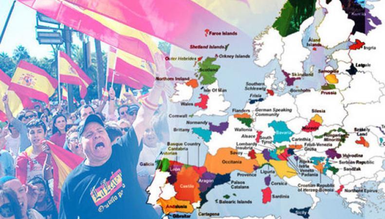 Какие другие европейские регионы хотят независимости