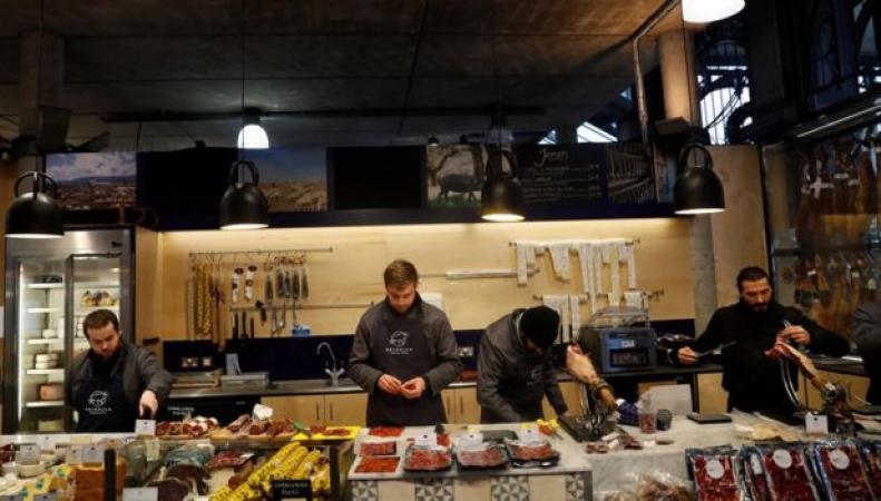 Пищевой промышленности Великобритании грозит резкое повышение цен фото:theguardian.com